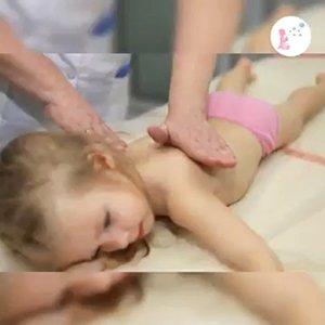 Детский неврологический массаж