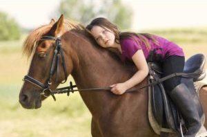 Лечение особенных детей иппотерапией