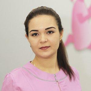 Омарова Владлена Магомедаминовна